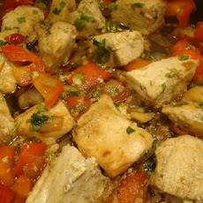 Chicken Scarpariello - Rachael Ray