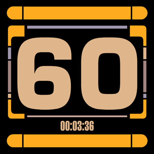 60 Seconds LOGO-APP點子
