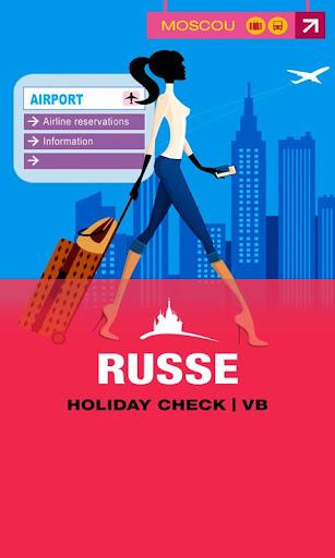 RUSSE Holiday Check VB