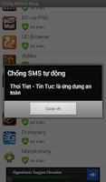 Screenshot of Chống SMS Tự động