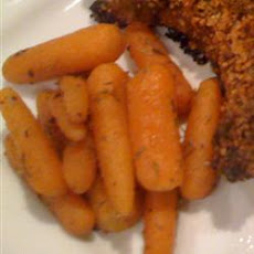 Carrots with Cognac