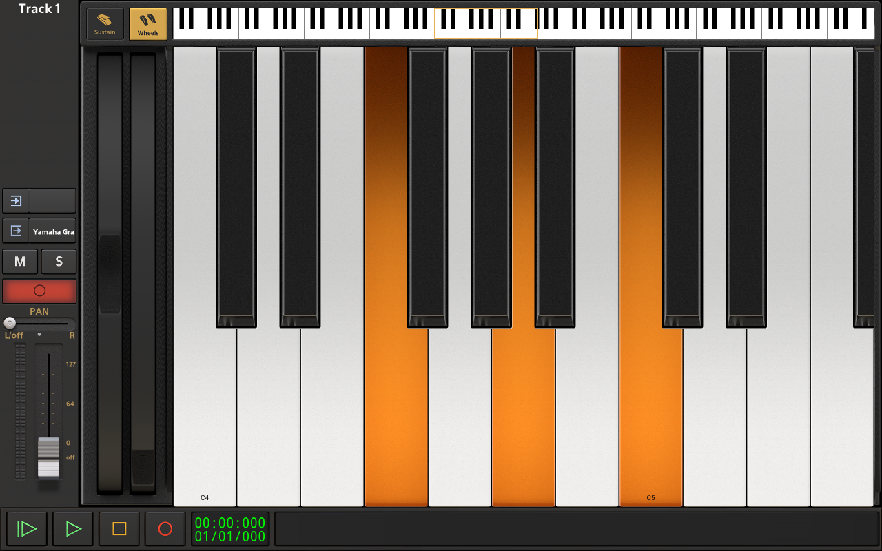 Audio Evolution Mobile Studio Screenshot 13