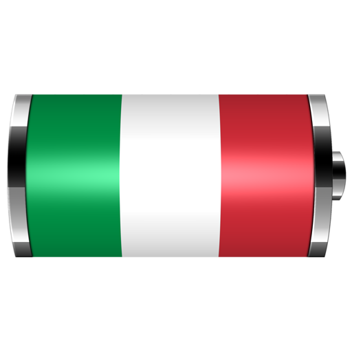 Italy: Flag Battery Widget LOGO-APP點子