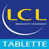 LCL Mes Comptes pour tablette Icon