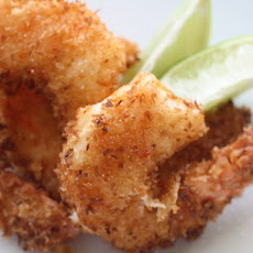 The Secret Ingredient (Coconut): Crispy Pina Colada Shrimp
