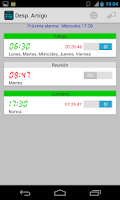 Screenshot of Despertador Amigo
