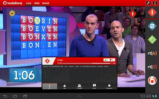 Vodafone Thuis TV Tablet