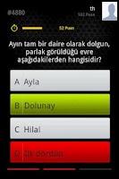 Screenshot of mı acaba? bilgi yarışması