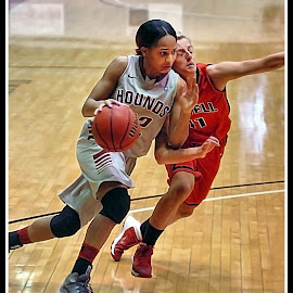 UIndy VS William Jewell womens Basketball 19 by Oscar Salinas - Sports & Fitness Basketball