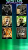 Screenshot of Animal Sounds for Children