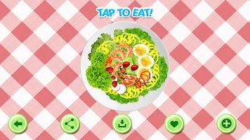 Screenshot of Salad Maker!