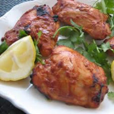 Indian BBQ Chicken