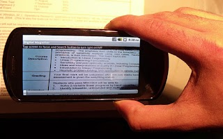 Screenshot of Digital Magnifier