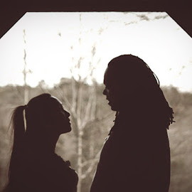 Simply Sanders by Kenneth Bledsoe - People Couples ( sepia, couple, moments and memories photography, people, bledsoe )