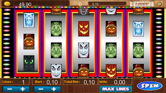 Playing Casino Games Slots - screenshot