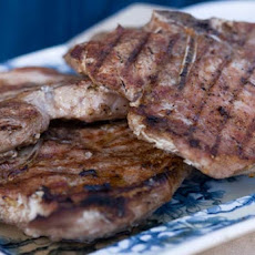 Five-Spice Pork Chops Recipe