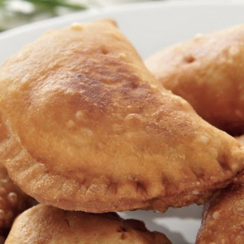 Bacon And Scallop Empanadas
