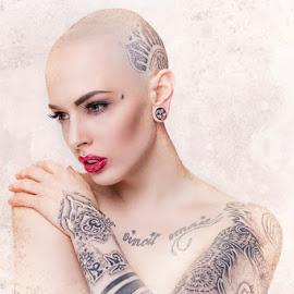Helene by Terry Mendoza - People Body Art/Tattoos (  )