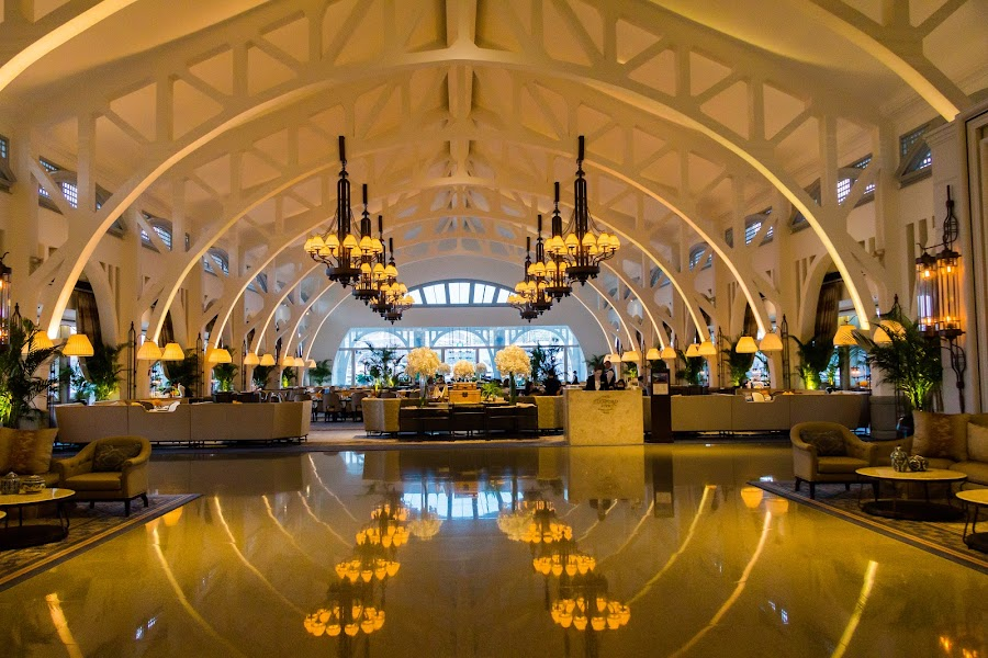 The Fullerton Bay Hotel by Lye Danny - Buildings & Architecture Office Buildings & Hotels