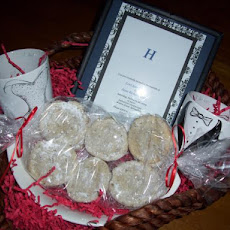 Danish Wedding Cookies