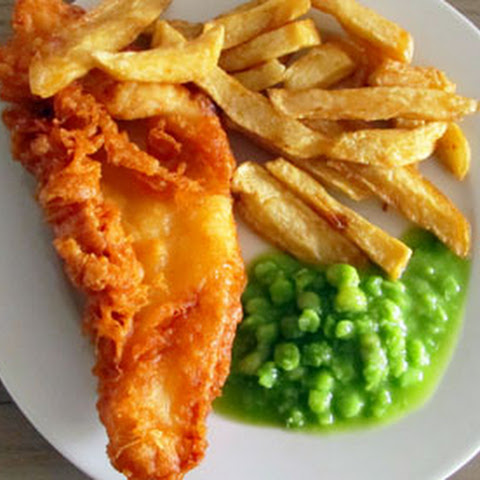 Perfect Battered Fish