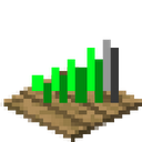 Server Status (for Minecraft) mobile app icon