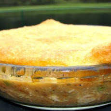 No Time Chicken Pot Pie