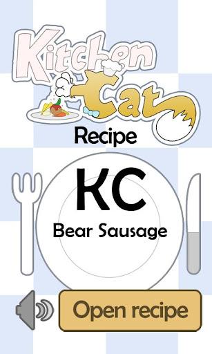 KC Bear Sausage