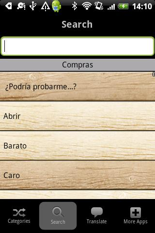 【免費旅遊App】Spanish to Korean Translator-APP點子