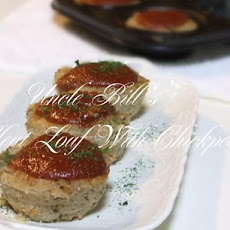 Uncle Bill's Meat Loaf With Chickpeas