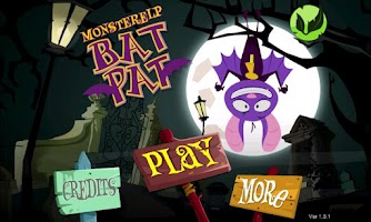 Screenshot of Bat Pat Monsterelp
