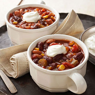 Chili With Noodles And Kidney Beans Recipes