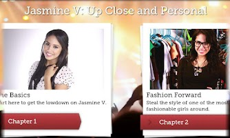 Screenshot of Jasmine V: Up Close & Personal
