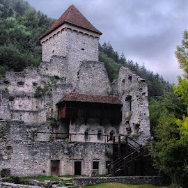 The Castle by Urban Meglič - Buildings & Architecture Public & Historical