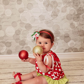 MISS KIAH  by Ann Milham - Babies & Children Child Portraits