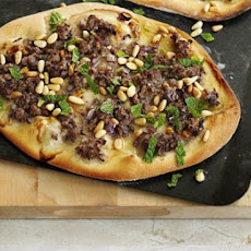 Fragrant Lamb Flatbreads