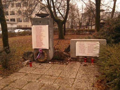 Padlim Za Svobodo 1941-1945
