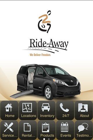 玩免費生活APP|下載Ride-Away app不用錢|硬是要APP