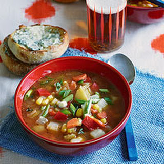 Buffalo Corn Chowder