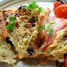 Croque Monsieur Bake (Nigella Lawson)