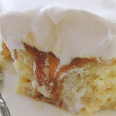 Cuatro Leches Cake (Four Milk Cake)