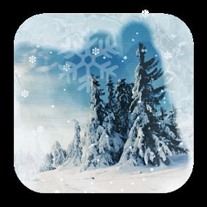 Снег Live Wallpaper