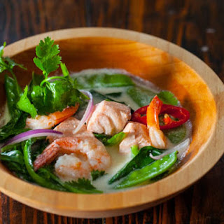 Thai Ginger Fish Soup Recipes