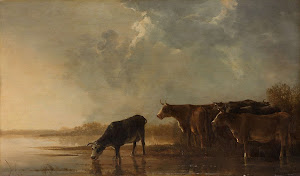 RIJKS: Aelbert Cuyp: painting 1650