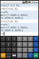 Screenshot of Mathmatiz