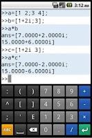Screenshot of Mathmatiz