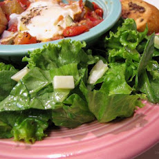 Classic French Green Salad