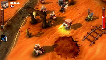 Screenshot of Guerrilla Bob THD