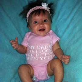 Thirteen Weeks7-13-14 by Andrea Bryant - Babies & Children Babies