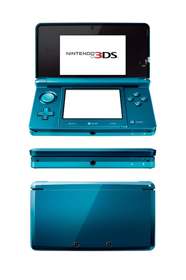 Nintendo lifts lid on 3DS and new Kid Icarus
